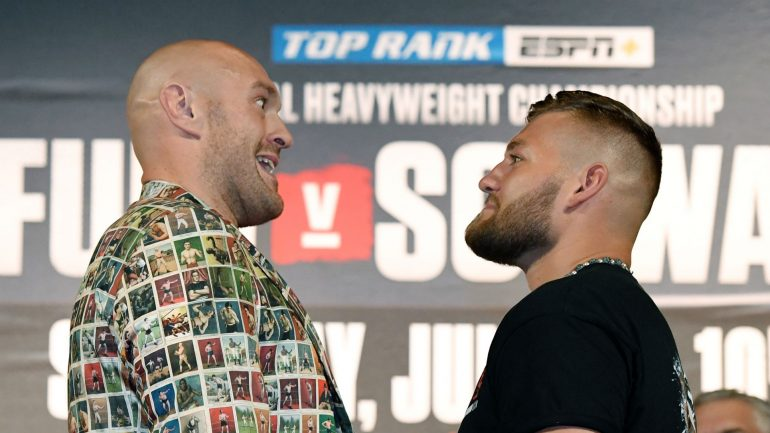 Dougie's Friday Mailbag (Tyson Fury, James Toney, cruiserweights, and favorite fights of the decade)