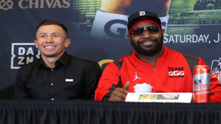 Can Gennadiy Golovkin get even scarier? Trainer Johnathon Banks is counting on it