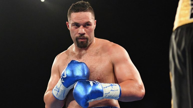 Joseph Parker thinks Derek Chisora 'has a point' on main event saga, rates Tyson Fury as division's best