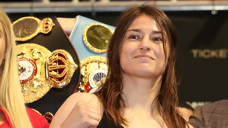 Katie Taylor-Christina Linardatou set for November 2, Anthony Crolla to box for the final time