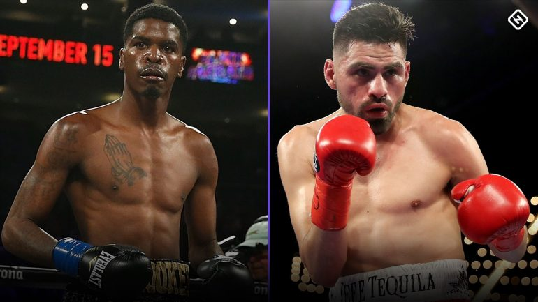 Maurice Hooker, Jose Ramirez feel the same way about their title unification fight