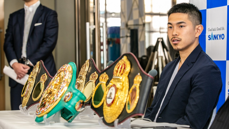 Kazuto Ioka motivated to become four-weight world titleholder with a victory over Aston Palicte