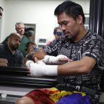 66831721 896983757341346 6828884450294628352 n 150x150 - Photos: Manny Pacquiao spars 4 rounds to wrap up camp for Thurman fight