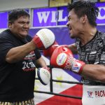67351745 394681227817264 1881416643125444608 n 150x150 - Photos: Manny Pacquiao spars 4 rounds to wrap up camp for Thurman fight