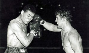 Billy Conn and Joe Louis for mailbag 300x179 - Dougie's Friday mailbag (Jack Dempsey's old school training, Loma mythical matchups, Billy Conn)