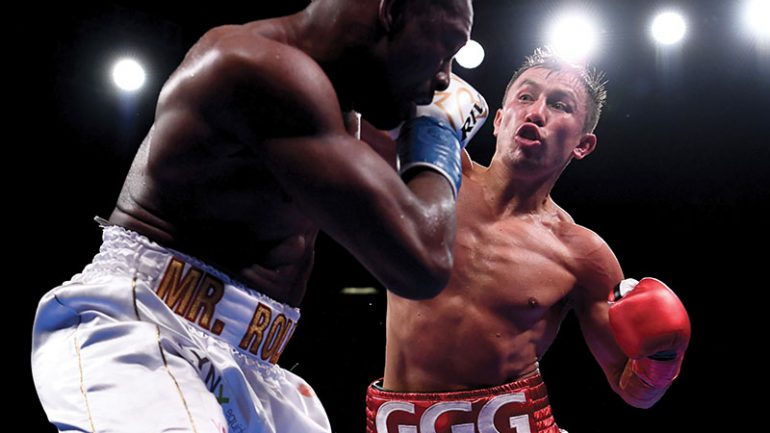 Golovkin vs. Derevyanchenko likely for October 5 at MSG, says Lou DiBella