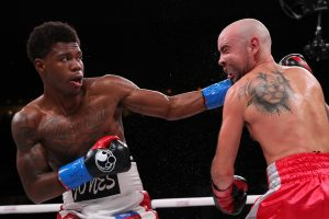 Otha Jones is using an old-school way up the boxing ladder - The Ring