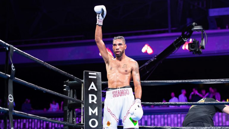 Jamal James keeps his home record spotless by beating veteran Antonio DeMarco