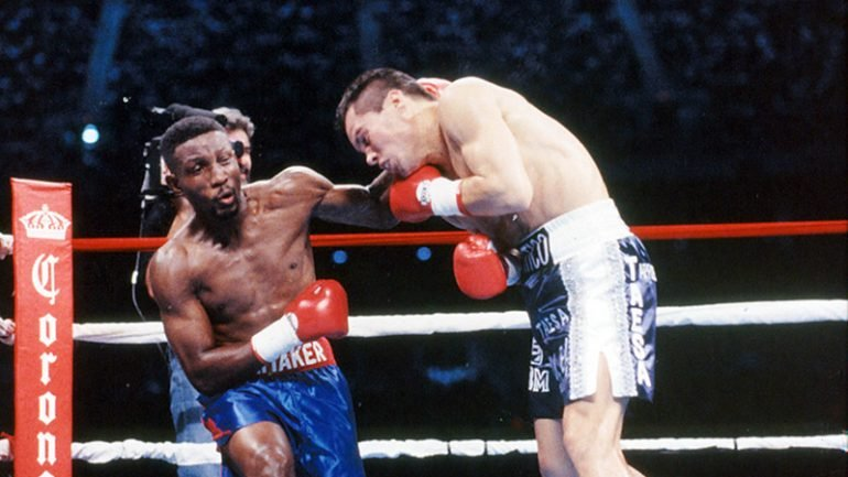 The Ring Archives: Remembering Pernell Whitaker