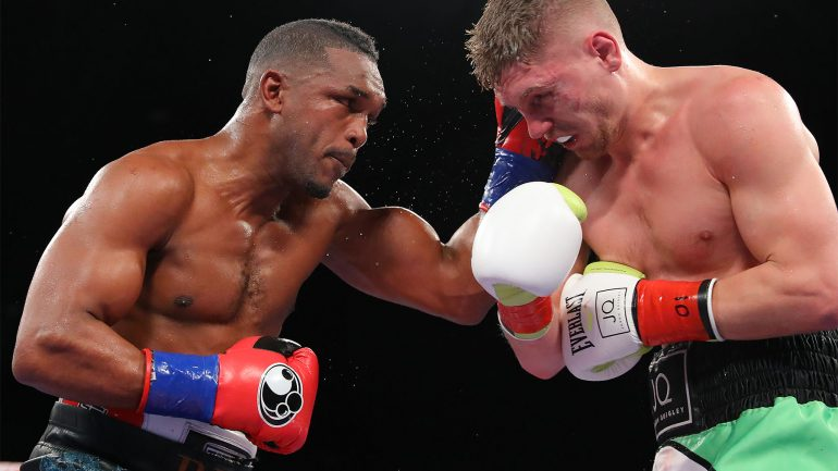 Tureano Johnson wants to face Jermall Charlo in October