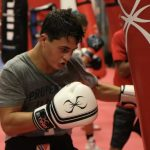 Vito Mielnicki Jr. training 150x150 - Vito Mielnicki Jr. is ready to make history in New Jersey