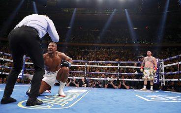 Anthony Joshua perdió mucho más que sus cinturones de campeón ante Andy Ruiz Jr.