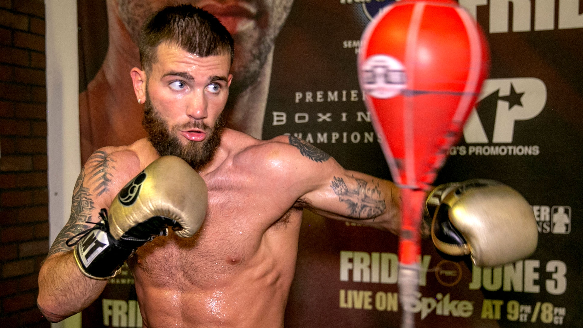 BOXING NEws: Caleb Plant expects an easy fight with Saul Alvarez