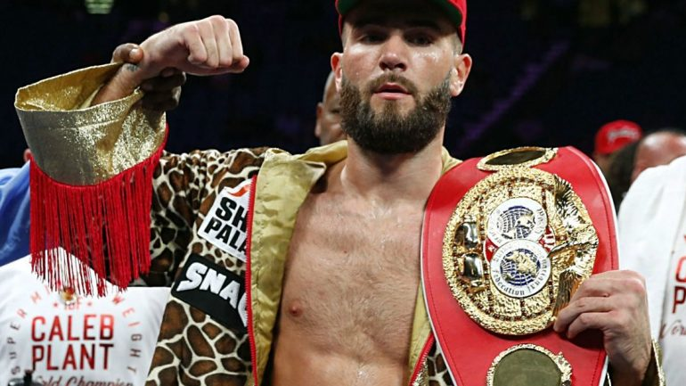 Caleb Plant shuts out Caleb Truax and looks ahead to possible Canelo showdown