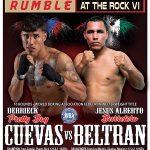 cuevas beltran 150x150 - Derrick Cuevas vs. Jesus Beltran headlines 'Boxeo Telemundo' season finale