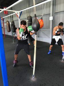 "eduardo hernandez on the double end bag 225x300 - Eduardo ""Rocky"" Hernandez ready for second U.S. appearance on Vargas-Kameda undercard"