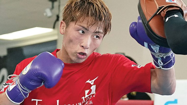 Creating a Monster Naoya Inoue's brilliance is the sum of many parts By Tom Gray