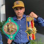 juan francisco estrada ring belt 150x150 - Watch: Juan Francisco Estrada receives Ring championship belt