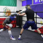 manny pacquiao ab lopez 150x150 - Photos: Manny Pacquiao spars 4 rounds to wrap up camp for Thurman fight