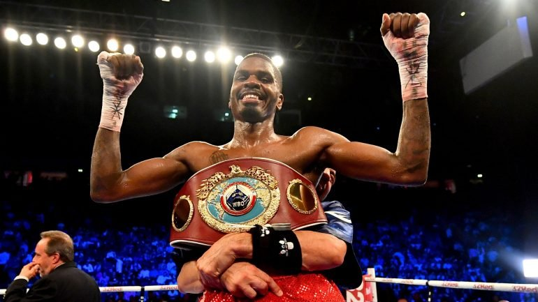 Maurice Hooker ready for any challenge, from fighting the best to raising eight children