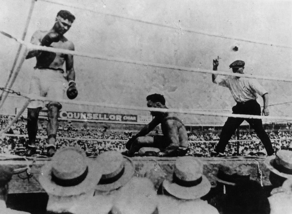 rsz gettyimages 157455712 1024x750 - Jack Dempsey and Jess Willard – 100 years on from the most brutal of heavyweight championship triumphs