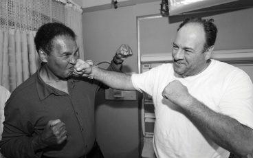 Muhammad Ali vs. Tony Soprano