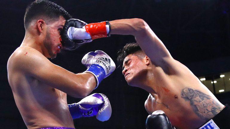Emanuel Navarrete makes quick work of overmatched Francisco De Vaca