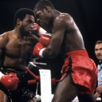 GettyImages 163601957 150x150 - On this day: Nigel Benn batters Iran Barkley, scores first-round stoppage