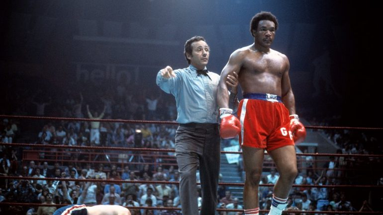 On this day: George Foreman crushes Scott LeDoux in three rounds