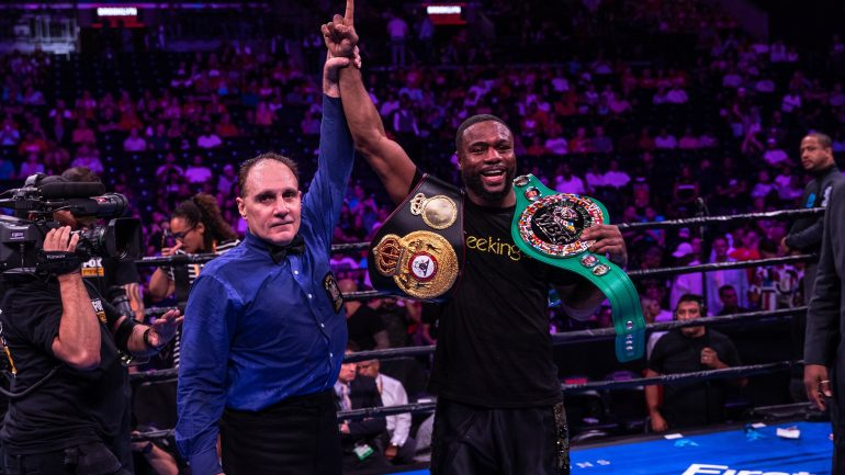 Jean Pascal drops Marcus Browne three times en route to upset tech-decision victory