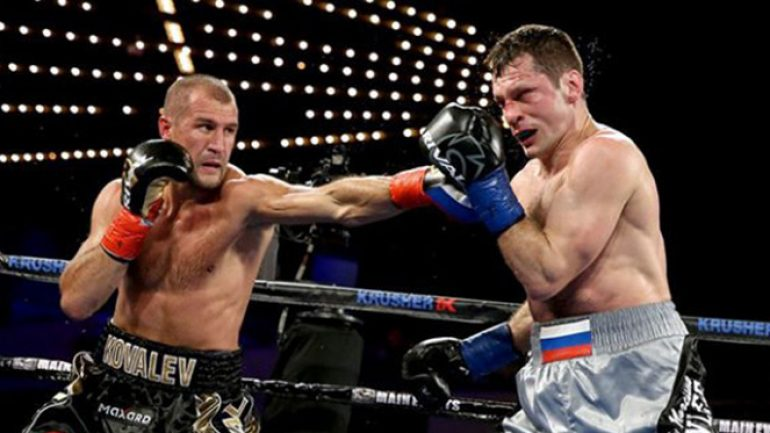 Sergey Kovalev: Anthony Yarde is a baby cub not a lion, I'll take him to school