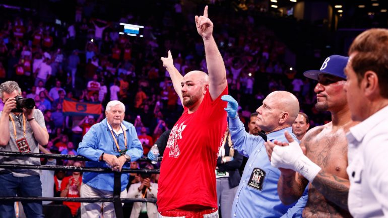 Adam Kownacki's manager wants 2 more fights, then Deontay Wilder in 2020