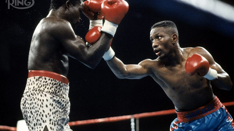 Pernell Whitaker's Greatest Hits: The Sweetest Victories