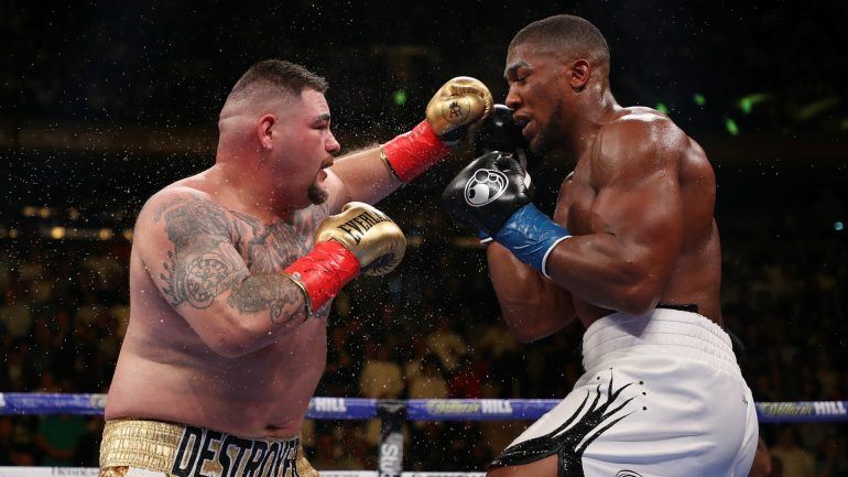 One big piece is missing from the Anthony Joshua-Andy Ruiz Jr. Saudi Arabia rematch equation: The United States