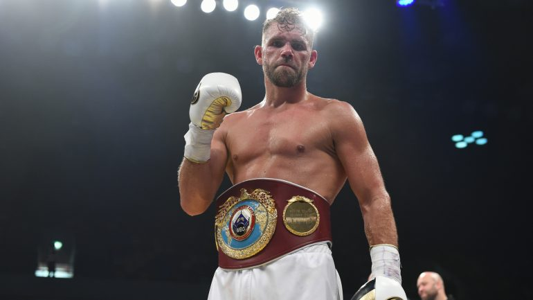 Billy Joe Saunders threatens to pull out of Canelo fight