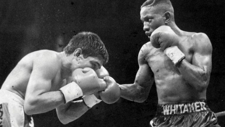 Pernell Whitaker: Greatest Hits 'Sweet Pea' revisits six of the pivotal fights in his career
