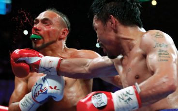 Manny Pacquiao's place in history is bit clearer after beating Keith Thurman