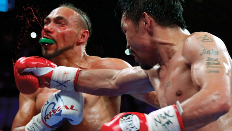 Reevaluating Greatness Manny Pacquiao's place in history is bit clearer after beating Keith Thurman