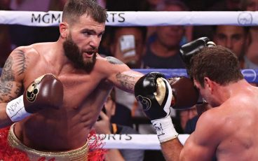 Caleb Plant has put Nashville on the boxing map by way of a rough road
