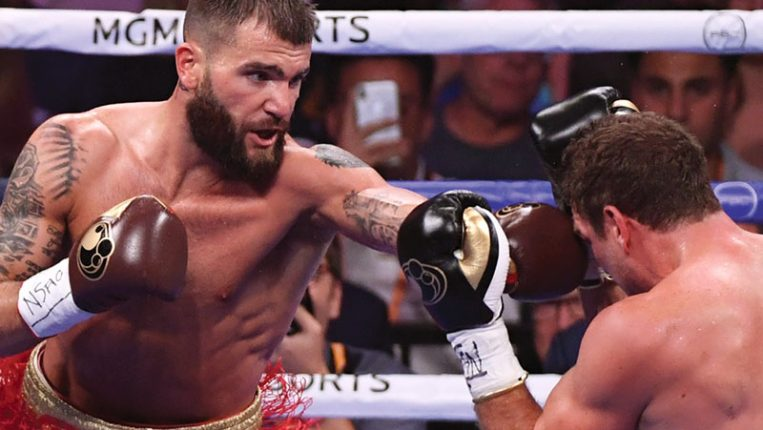 The Music City Trailblazer Caleb Plant has put Nashville on the boxing map by way of a rough road By Michael Montero