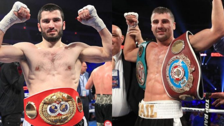 'Iceman' John Scully offers insight into Artur Beterbiev camp ahead of Oleksandr Gvozdyk unification