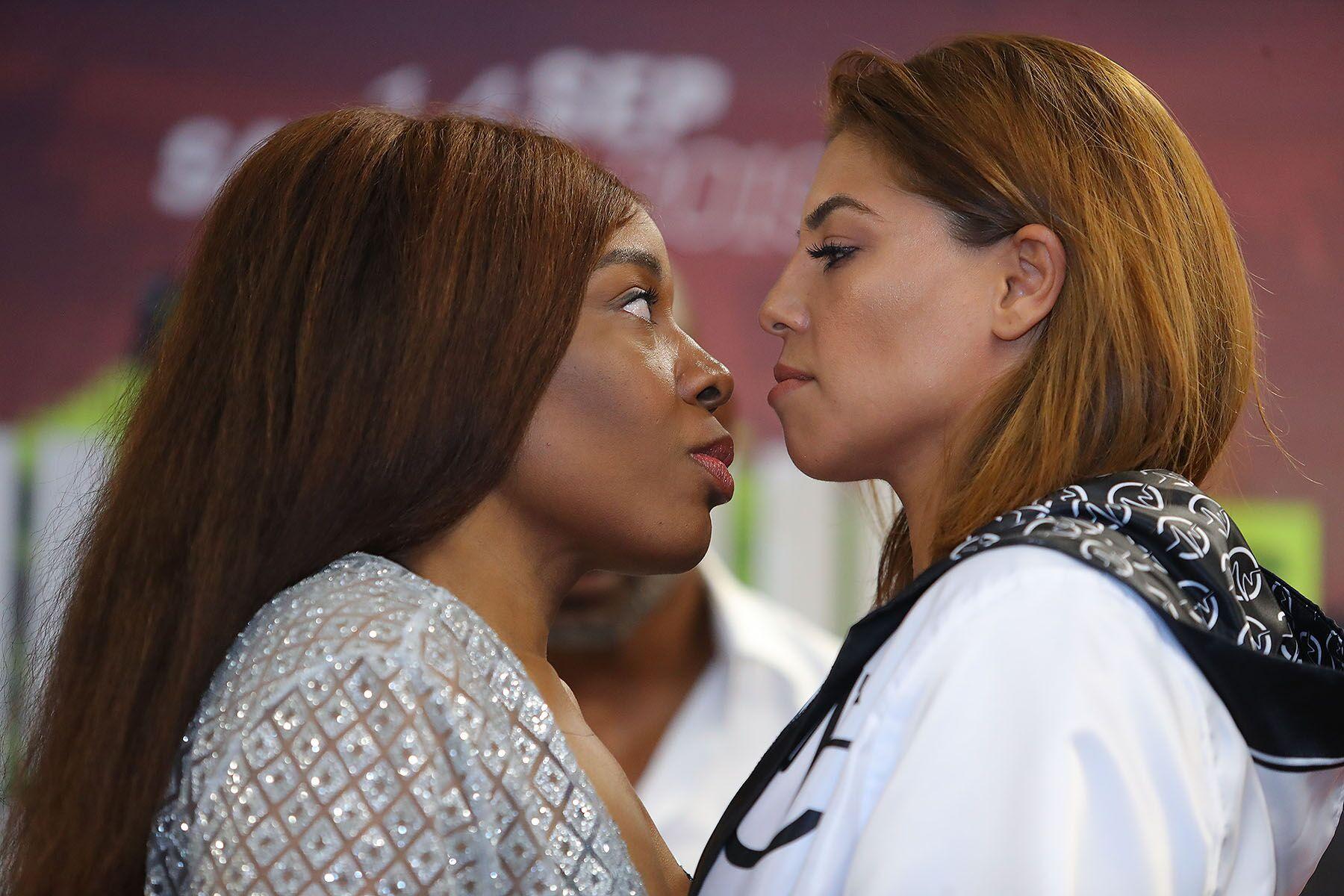 Franchon Crews Outpoints Maricela Cornejo In Rematch Retains Wbc