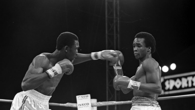 On this day: Sugar Ray Leonard becomes undisputed welterweight champion at the expense of Thomas Hearns