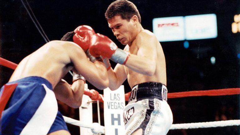 On this day: Julio Cesar Chavez dominates Hector Camacho in Las Vegas