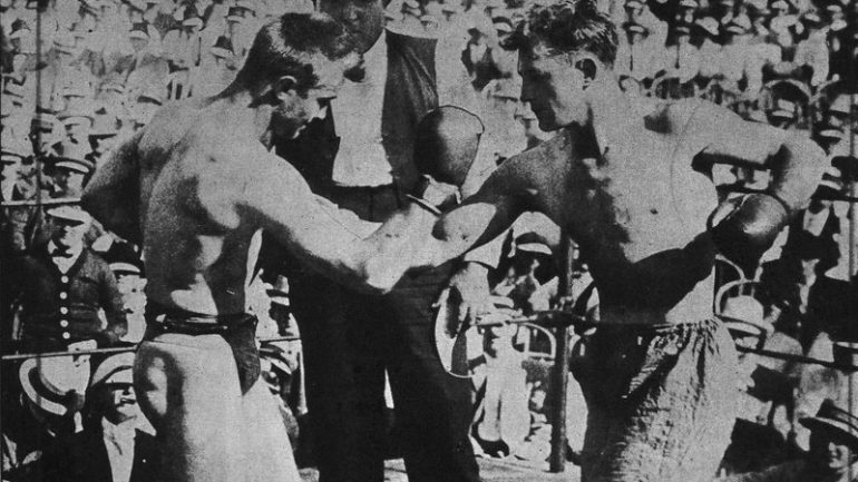 On this day: Billy Papke stops Stanley Ketchel in brutal rematch, wins middleweight championship