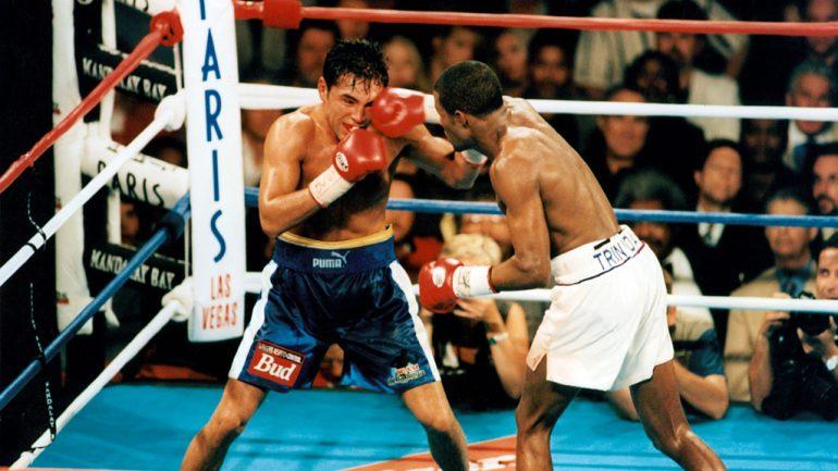 'Fight of the Millennium': The 20-year anniversary of Oscar De La Hoya-Felix Trinidad