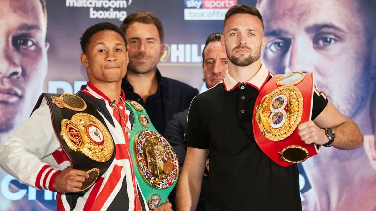 Press Release: Regis Prograis and Josh Taylor press conference quotes