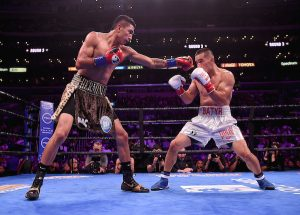 Mario Barrios Batyr Akhmedov1 Photo by Frank Micelotta Fox SportsPicture 300x215 - Dougie's Friday Mailbag (junior middleweight matchups, dreams for a better sport)