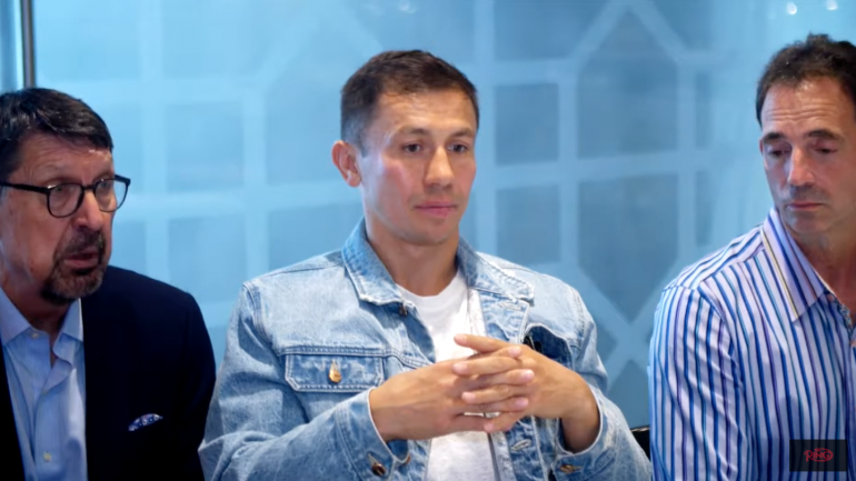 Watch: Gennadiy Golovkin reflects on why a third fight with Canelo Alvarez is unlikely
