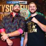 Tyson Fury Otto Wallin pose2 Williams 150x150 - Otto Wallin says he's ready for the 'unique' Tyson Fury, the best heavyweight